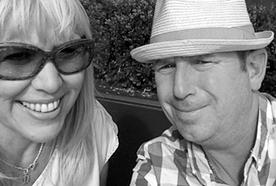 Diane & John Calthorpe
