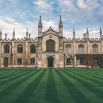 Oxford University grounds